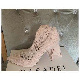 Casadei-Boots-Cream