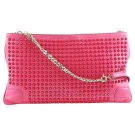Christian Louboutin-Christian Louboutin Shoulder bag-Pink