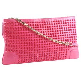 Christian Louboutin-Christian Louboutin Shoulder bag-Pink