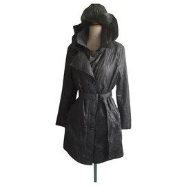Ikks-Coats, Outerwear-Black
