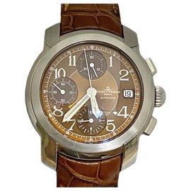Baume & Mercier-Baume & Mercier - Capeland Chronograph-Brown
