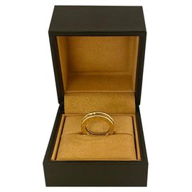 Bulgari-B.zero1 One-band Ring in 18 Kt Yellow Gold-Doré