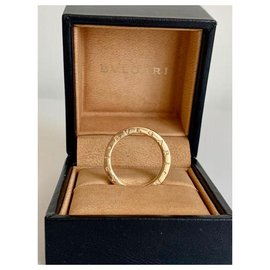 Bulgari-Bvlgari B.Zero1 1-Band 18K Yellow Gold Ring-Doré