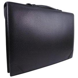 Loewe-Loewe Briefcase-Black