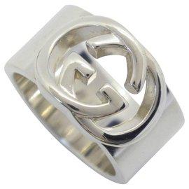 Chanel-Gucci bracelet-Silvery