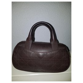 Dior-Handbags-Brown