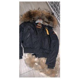 Parajumpers-Jackets-Black