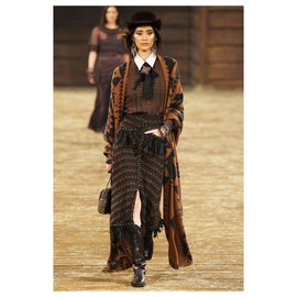 Chanel-Runway Paris-Dallas suit-Multiple colors