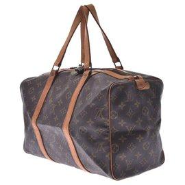 Louis Vuitton-Louis Vuitton Sac souple-Marron
