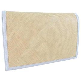 Hermès-Hermès Clutch bag-White