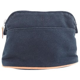 Hermès-Hermes wallet-Blue
