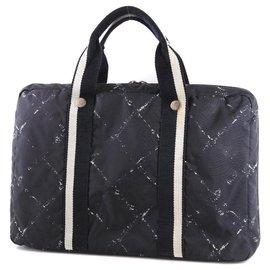 Chanel-Chanel Briefcase-Black