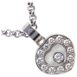 Chopard-Chopard necklace-Silvery