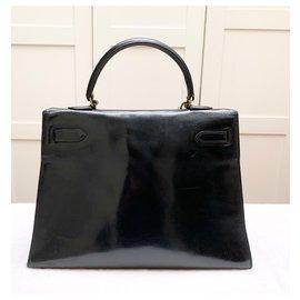 Hermès-Kelly 35 1968-Black