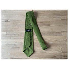 Hermès-Ties-Green