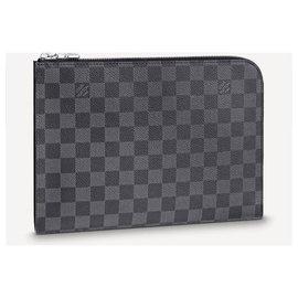 Louis Vuitton-LV Jour pochette PM-Grey