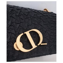 Dior-Dior bag 30 Montaigne-Black