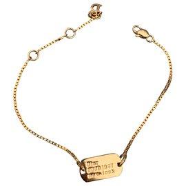 Dior-Bracelets-Doré