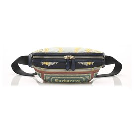 Burberry-Burberry Multi Nylon Belt Bag-Multiple colors