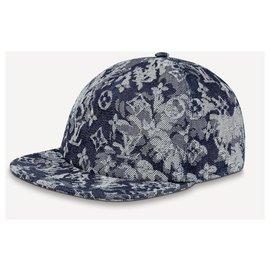 Louis Vuitton-LV Tapestry Cap new-Blue