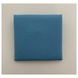 Hermès-Bastia purse-Light blue