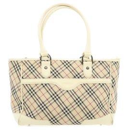 Burberry-Burberry tote bag-Beige