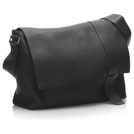 Hermès-Hermes Black Togo Alfred-Black