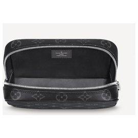 Louis Vuitton-LV Toiletry bag pm-Grey