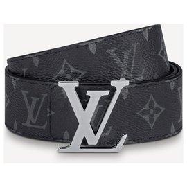 Louis Vuitton-LV reversible belt new-Grey
