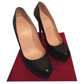 Christian Louboutin-BIANCA model-Black