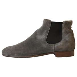 Prada-Boots-Grey