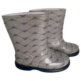 Armani-Boots-Blue,Grey
