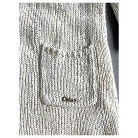 Chloé-Dresses-Cream