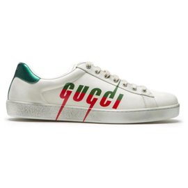 Gucci-ace new retail 650-White