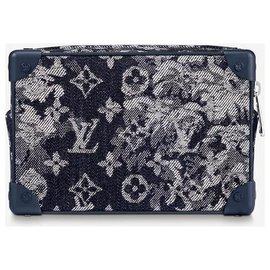 Louis Vuitton-LV Soft trunk new-Blue