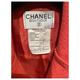 Chanel-Jackets-Coral