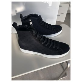 Louis Vuitton-Stellar Sneaker-Black