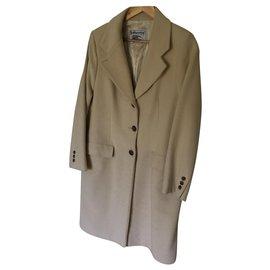 Burberry-Women's burberry coat-Beige