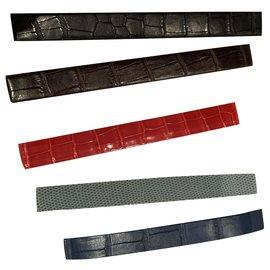 Van Cleef & Arpels-Bracelet de montre-Multicolore