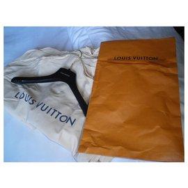 Louis Vuitton-Sac de voyage-Beige