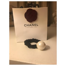 Chanel-Elastic hair-Other