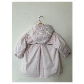 Baby Dior-Coat-Pink