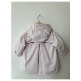 Baby Dior-Manteau-Rose