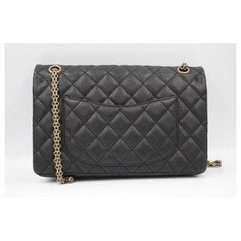 Chanel-Chanel 2020 2.55 maxi-Black