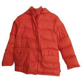 Moncler-Vestes-Orange