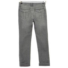 Burberry-Jeans-Grey