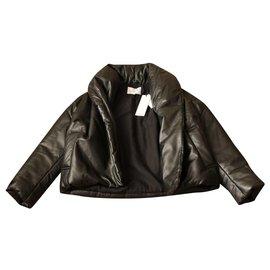 Liven-Liven puffer jacket-Black