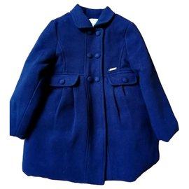 Autre Marque-Down jacket-Navy blue