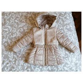 Autre Marque-Puffy jacket-Beige