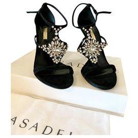 Casadei-FLIP FLOPS-Black